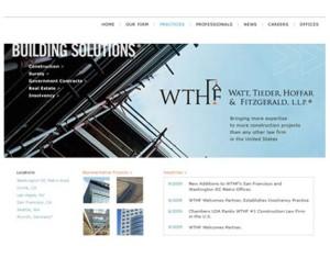 WRHF website