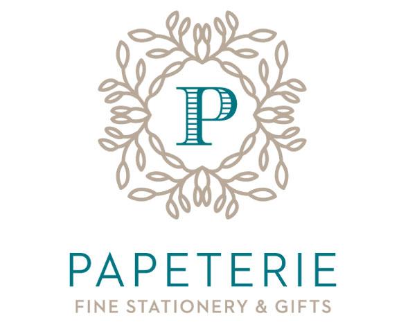 Papeterie Retail Branding